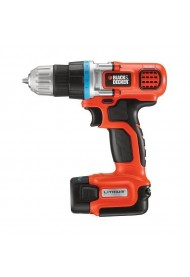 BLACK AND DECKER Κόμπακτ Δραπανοκατσάβιδο 10.8V EGBL108K