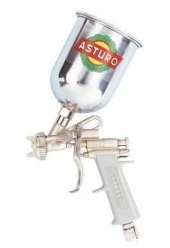 Πιστόλι βαφής Asturo originali άνω δοχείο ø1.0 1000cc Ε70 46813