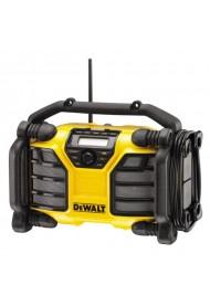DEWALT DCR017-QW Ραδιόφωνο - Φορτιστής Μπαταριών (Solo)