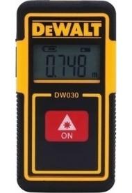 DEWALT Μετρητής Αποστάσεων Λέιζερ Τσέπης 9m DW030PL