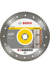 Bosch Διαμαντόδισκος κοπής 230mm Standard for Universal Turbo 2608602397