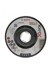 BOSCH Δίσκος Λείανσης X-LOCK Expert for Metal 115x6.0mm 2608619258