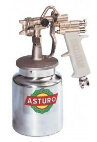Πιστόλι βαφής Asturo originali κάτω δοχείο ø1.2 1000cc G70 46805