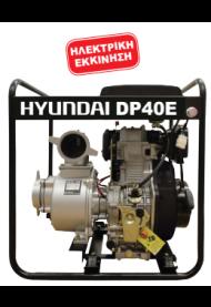 HYUNDAI Αντλία Πετρελαίου 10HP DP40E 64206